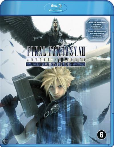 Final Fantasy VII Advent Children Complete 2005 Bluray 720p x264 DTS PRoDJi