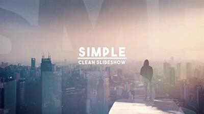MA - Simple Clean Slideshow 101933