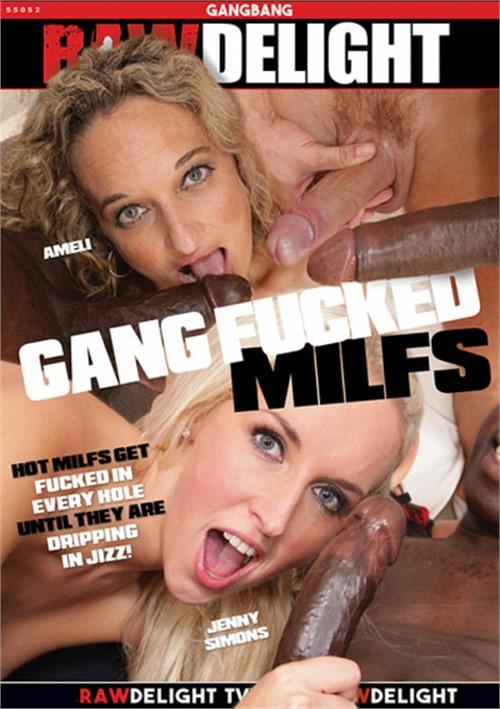 Ameli, Jenny Simons - Gang Fucked Milfs [Raw Delight/2018/WEBRip/SD]