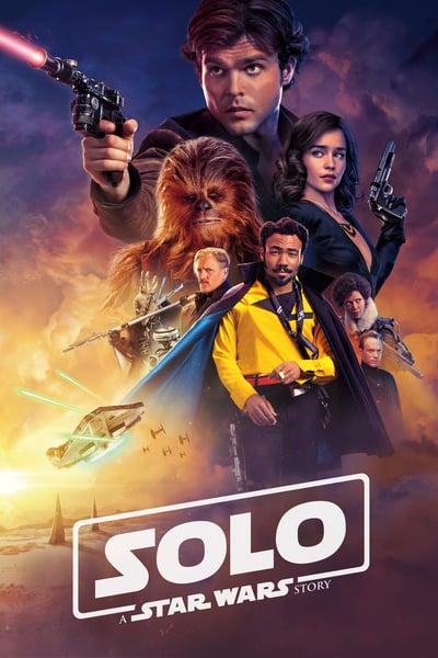 Solo A Star Wars Story (2018) x 800 (1080p) with Bonus 5 1 - 2 0 x264 Phun Psyz