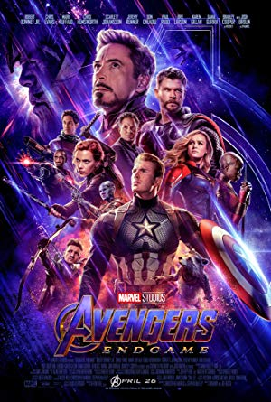 Avengers Endgame 2019 720p Hdcam X264 Ac3-mp4king