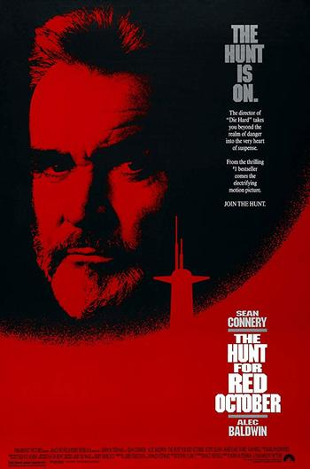 The Hunt for Red October 1990 2160p BluRay x265 10bit HDR-Tigole