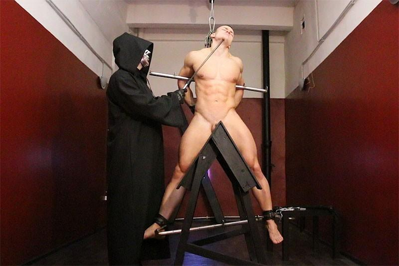RusCapturedBoys - Sufferings of Artem Zakharov. Final Part