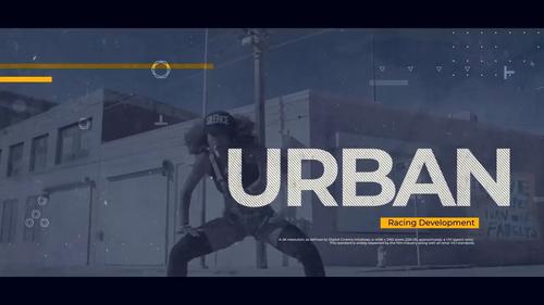 MA - Urban Promo 106980