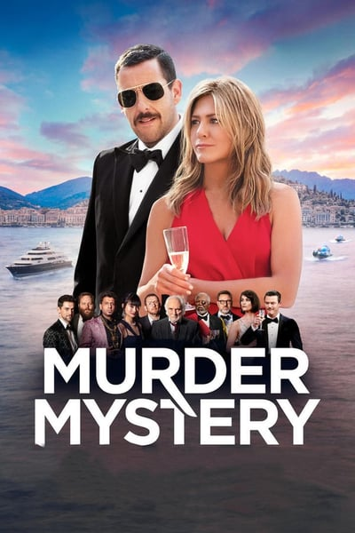 Murder Mystery 2018 HDRip XviD AC3-EVO