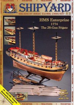 MS Enterprize (Shipyard 032)