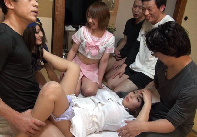 Miki, Riko, Yukiho-HARDCORE [FullHD 1080p] Heydouga.com/Siro-Hame.net [2019/3.31 GB]
