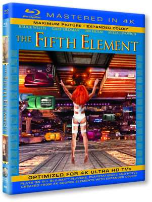 Пятый элемент / The Fifth Element (1997) BDRip 720p от HDReactor | 4K REMASTERED