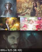 ADEN VIDEO. Мега набор видеоуроков. Художественная обработка (2017-2019)