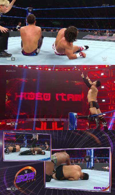 WWE 205 Live 2019 01 09 720p WWE Network HDTV x264-Star