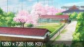 Клуб стрельбы из лука / Tsurune: Kazemai Koukou Kyuudoubu (2 эпизода из 13) (2018) WEBRip 720p от AniFilm