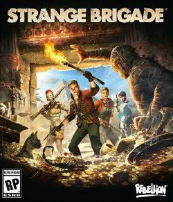 Strange Brigade (2018, PC)