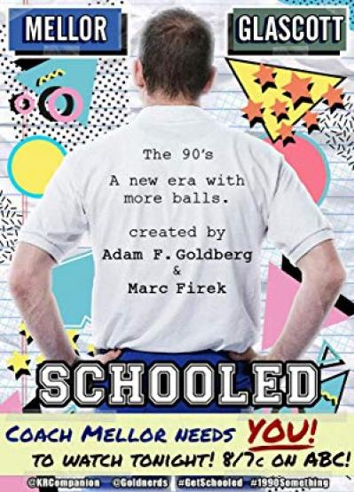 Schooled S01E01 720p HDTV x264-KILLERS