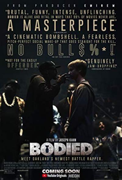 Bodied (2017) [WEBRip] [1080p] -YIFY
