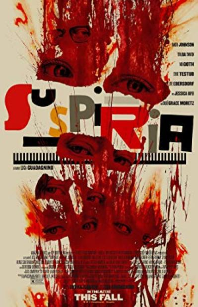Suspiria (2018) [WEBRip] [1080p] -YIFY