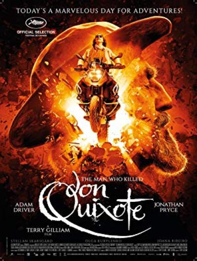 The Man Who Killed Don Quixote (2018) [BluRay] [720p] -YIFY