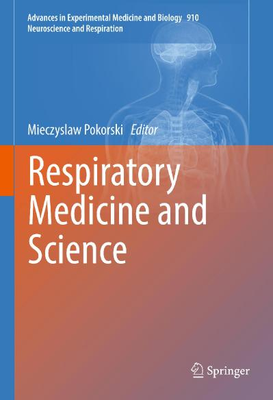 Respiratory Medicine and Science (Neuroscience and Respiration)
