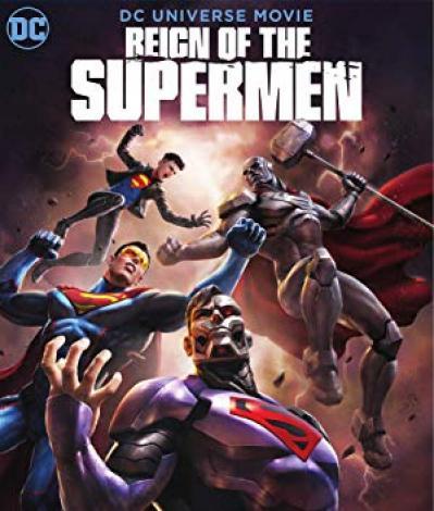 Reign of the Supermen 2019 1080p WEB-DL DD5 1 H264-CMRG