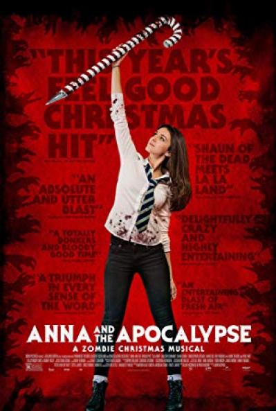 Anna And The Apocalypse (2017) [WEBRip] [720p]