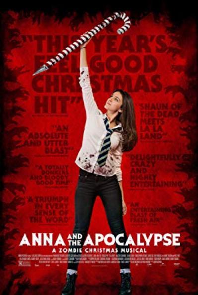 Anna And The Apocalypse (2017) [WEBRip] [720p]