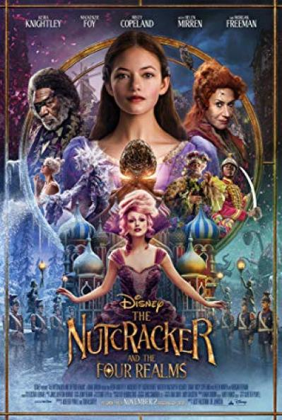 The Nutcracker And The Four Realms (2018) [BluRay] [720p]