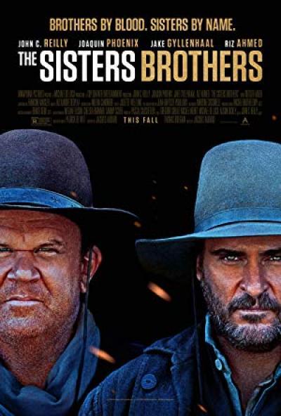 The Sisters Brothers 2018 720p BluRay H264 AAC-RARBG