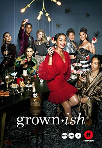 Grown-ish S02E04 In My Feelings 720p HDTV x264-CRiMSON