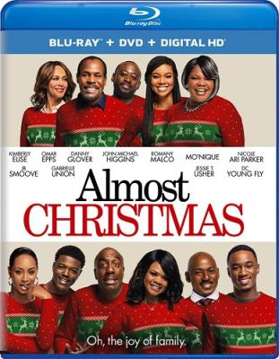 ��������� �������� / Almost Christmas (2016) BDRemux 1080p