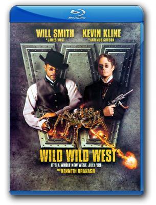 Дикий, дикий Запад / Wild Wild West (1999) BDRip 1080p