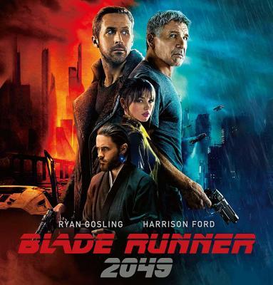 Бегущий по лезвию 2049 / Blade Runner 2049 (2017) Hybrid 1080p | Open Matte | Локализованная версия