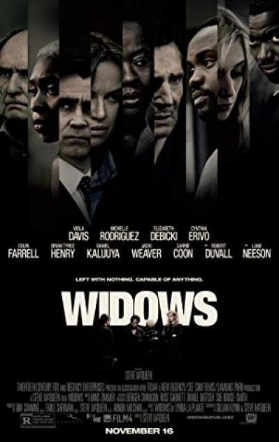 Widows (2018) [BluRay] [720p] [YIFI]