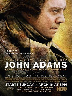 Джон Адамс / John Adams (2008)