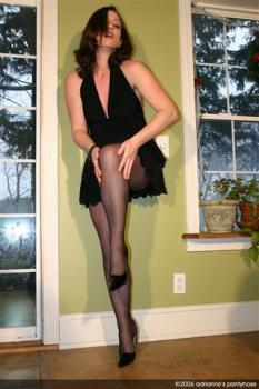 Pantyhose amateur adrianne russia