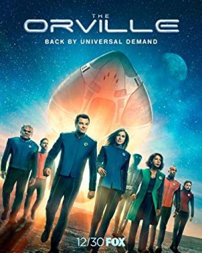 The Orville S02E06 HDTV x264 CRAVERS