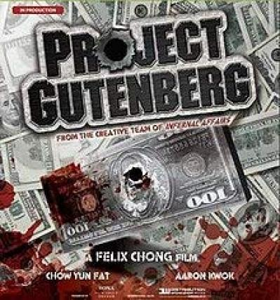 Project Gutenberg (2018) BluRay 720p x264 950MB (Ganool) XpoZ
