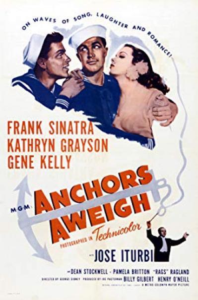 Anchors Aweigh 1945 720p BluRay H264 AAC RARBG