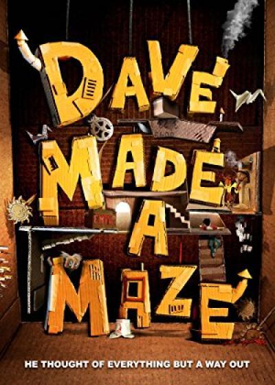 Dave Made A Maze (2017) [BluRay] [720p] [YIFY]