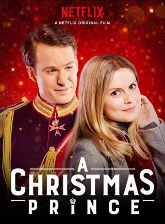 Принц на рождество / A Christmas Prince (2017) WEB-DLRip