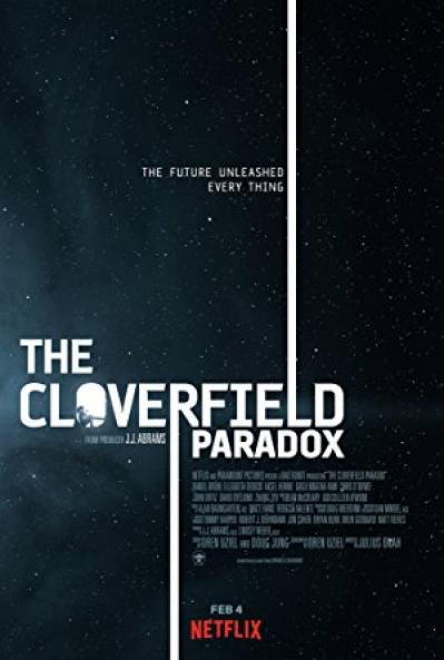 The Cloverfield Paradox (2018) [BluRay] [720p] [YIFY]