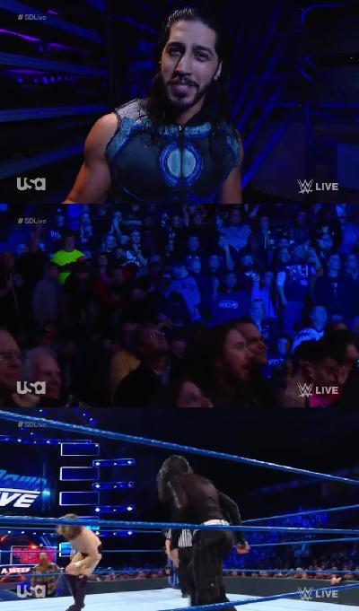 WWE SmackDown Live 2019 02 05 HDTV x264 NWCHD