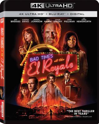 Ничего хорошего в отеле «Эль рояль» / Bad Times at the El Royale (2018) BDRemux 2160p | HDR | Лицензия