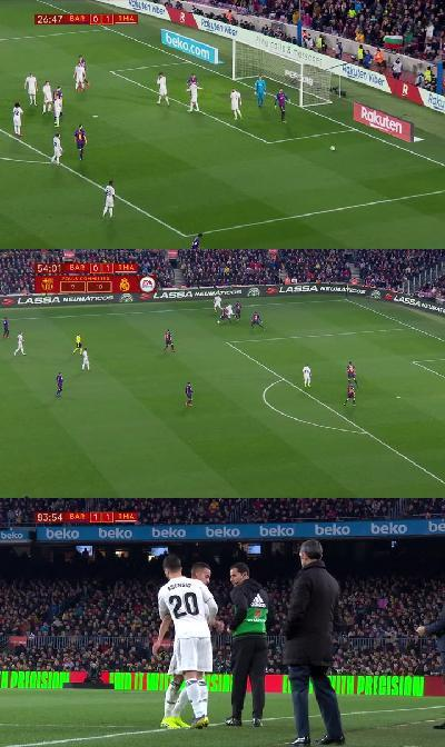 Copa Del Rey 2019 02 06 Semi Final FC Barcelona vs Real Madrid HDTV x264 VERUM