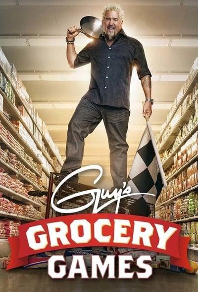 Guys Grocery Games S20E01 GGG Iron Chef Challenge WEBRip x264 CAFFEiNE