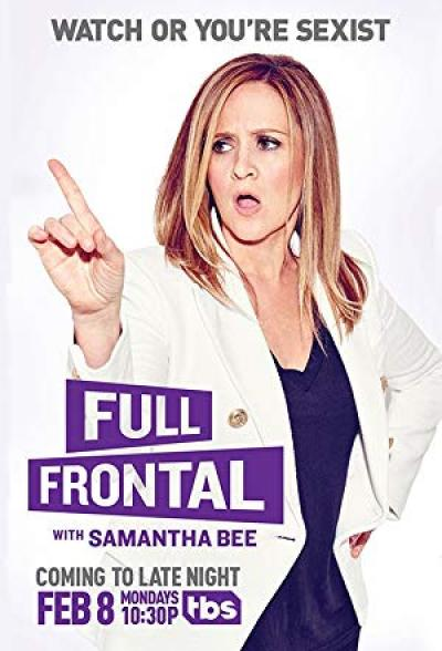 Full Frontal With Samantha Bee S03E34 720p WEB h264 TBS