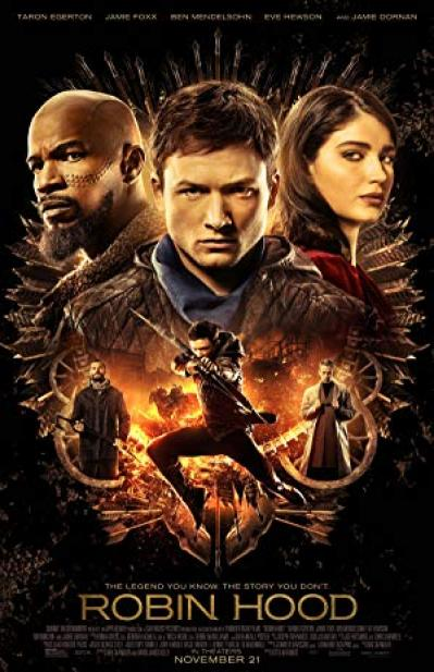 Robin Hood 2018 720p BluRay H264 AAC RARBG