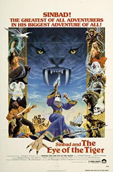 Sinbad And The Eye Of The Tiger 1977 720p BluRay H264 AAC RARBG