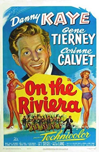 On The Riviera 1951 720p BluRay H264 AAC RARBG