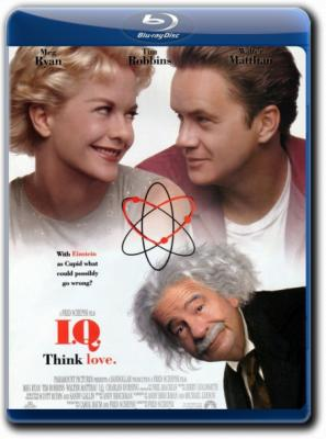 Коэффициент интеллекта / I.Q. (1994) HDTVRip 720p