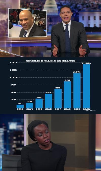 The Daily Show 2019 02 06 Danai Gurira EXTENDED 720p WEB x264 TBS