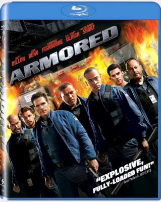 Инкассатор / Armored (2009) BDRip 720p